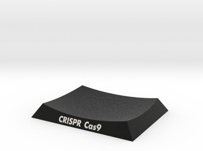 CRISPR Cas9 Base 3d printed