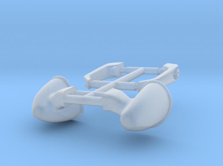 Spiegel + Türgriffe Trabant Sport 3d printed