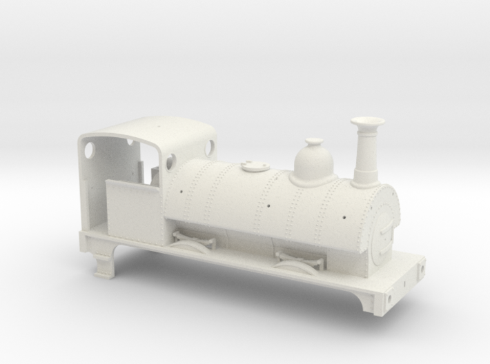 Furness Railway Sharp Stewart 0-4-0st 3d printed