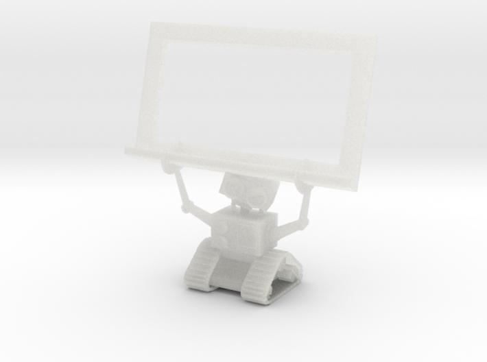Card Bot 3d printed