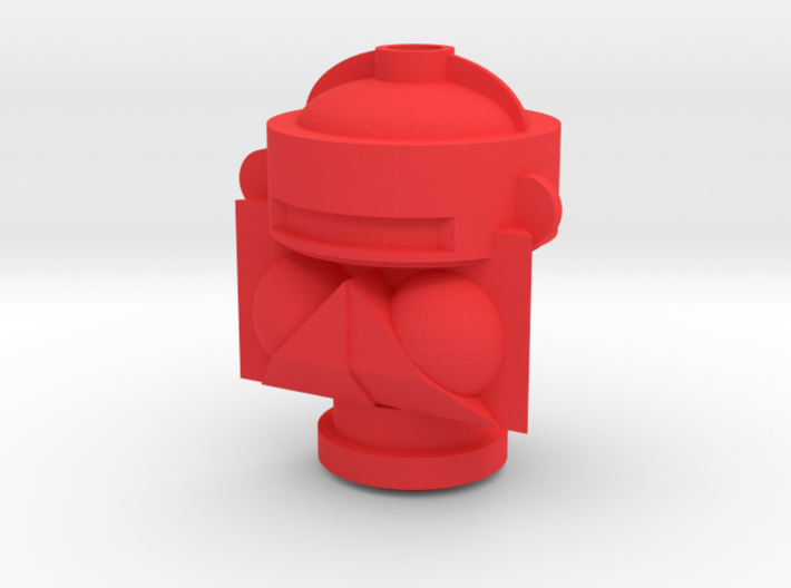 Galaxxor Solartech Head 3d printed