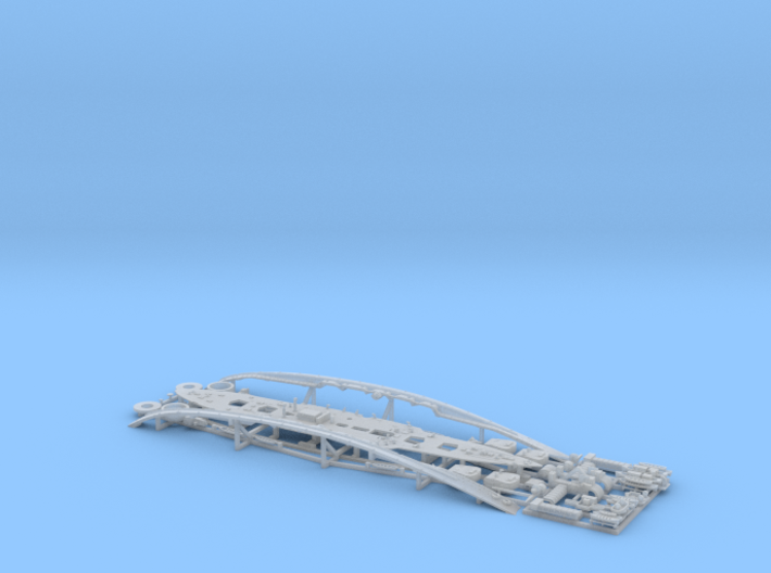 Battleship Viribus Unitis 3d printed