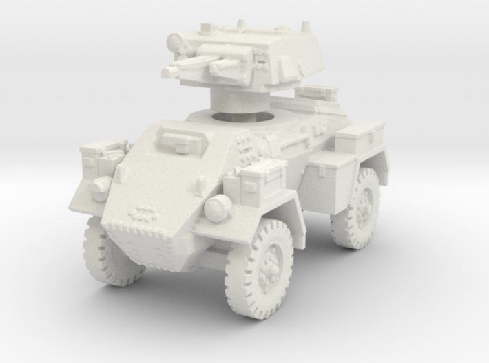 Fox Armoured Car 1/120 3d printed