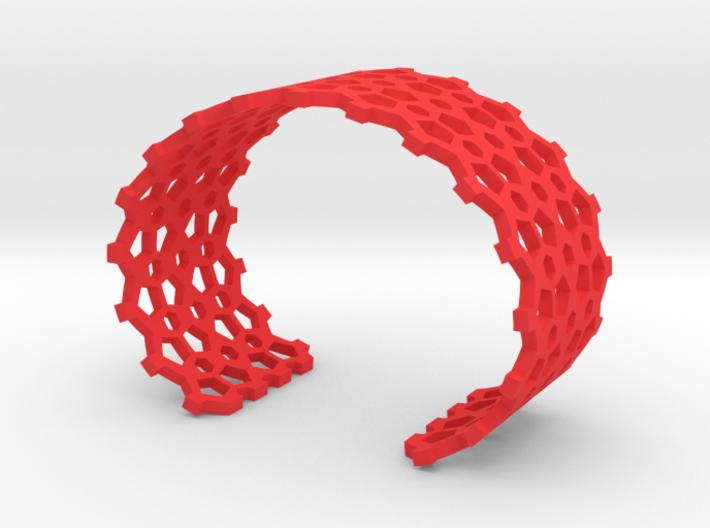Mosaic Bracelet 3d printed