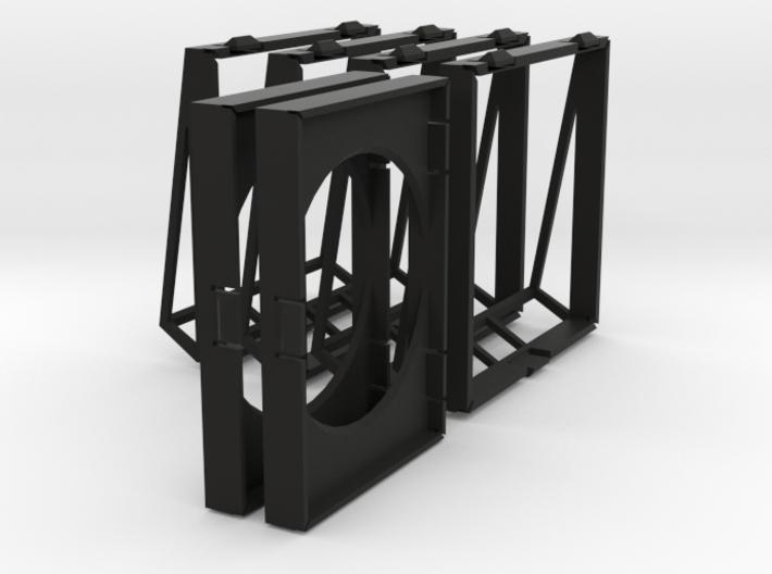 Beovox C75 cx100 Speaker grill 3d printed