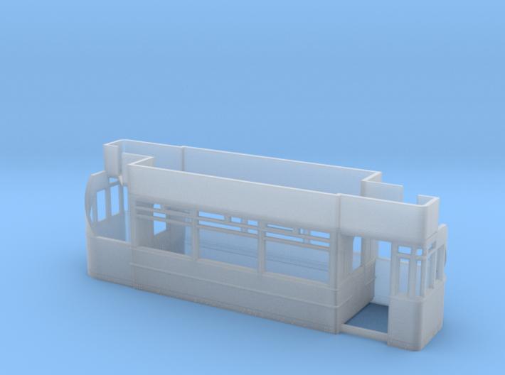 Blackpool Marton Box - 3mm Scale 3d printed