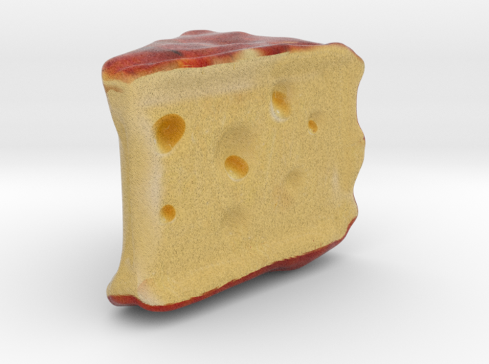 Cheese 3d printed