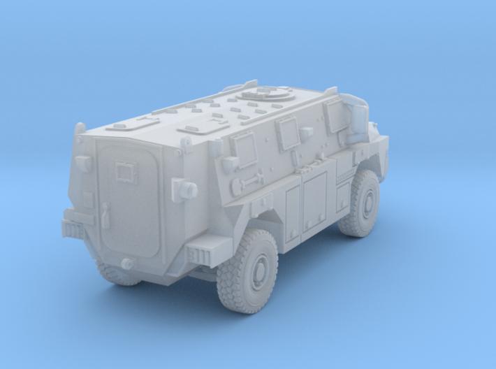 MRAP Bushmaster Scale: 1:200 3d printed