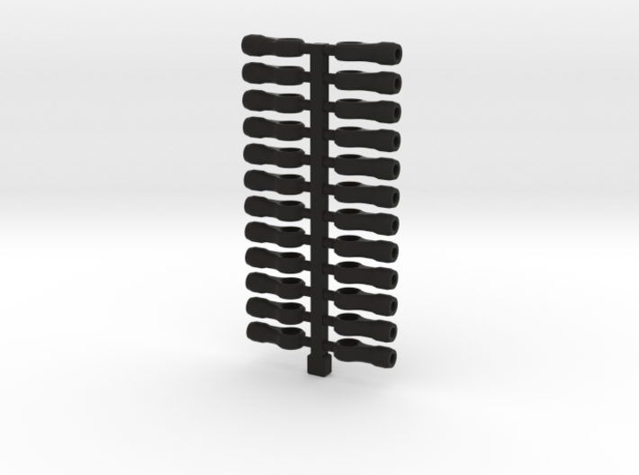 SCX24 DIY Rod Ends 3d printed
