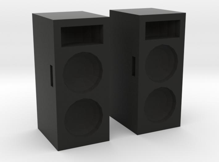 Concert Speakers 3d printed