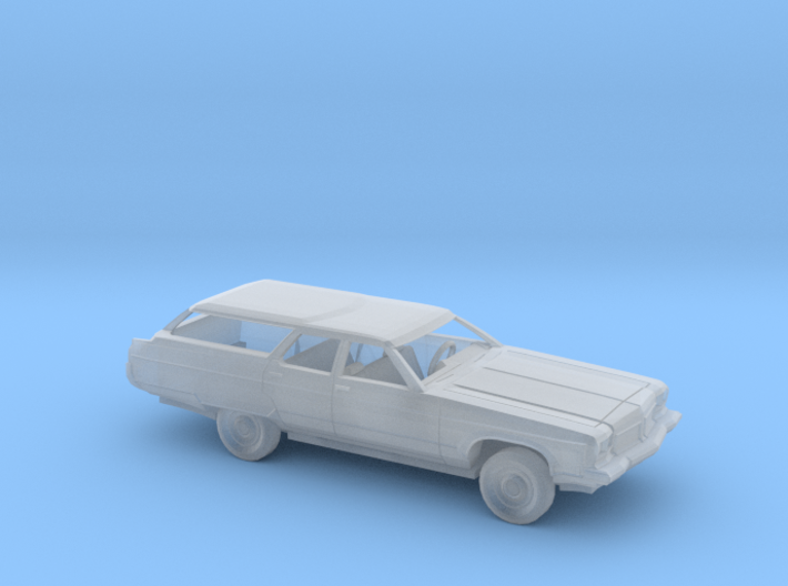 1/87 1973 Oldsmobile Custom Cruiser Wagon Kit 3d printed