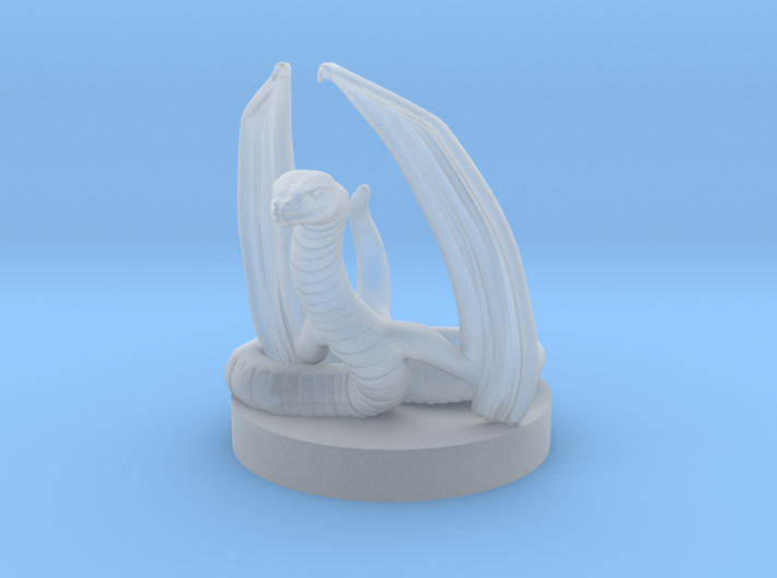 Flying Snake 3d printed