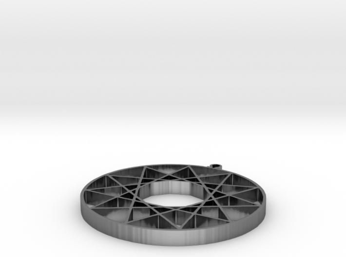 HEYDER'S PENDANT-2 3d printed