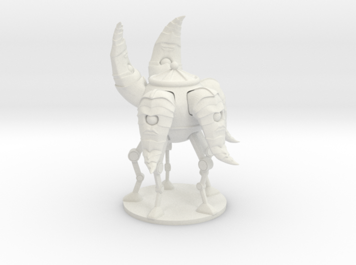 Pentadrone Updated 3d printed