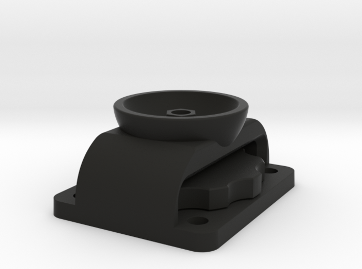 ProClip to QuadLock Wireless Charging Head adapter 3d printed