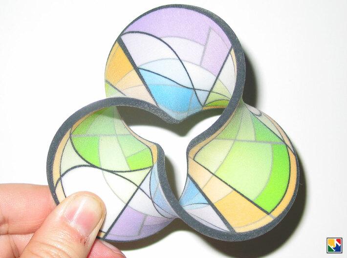 Euclid 3d printed