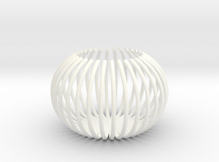 Claw - Tea Light 3d printed