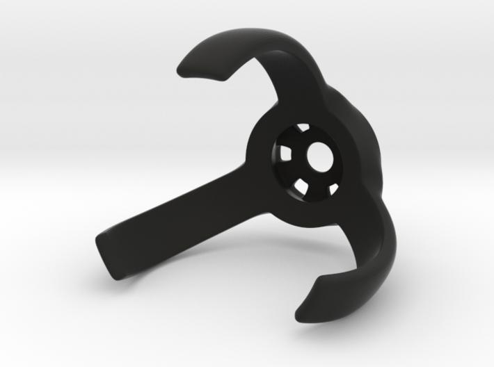 Small pokeball holder - Flat base version - 1:1 sc 3d printed