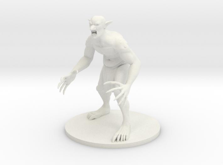 Spirit Troll 3d printed