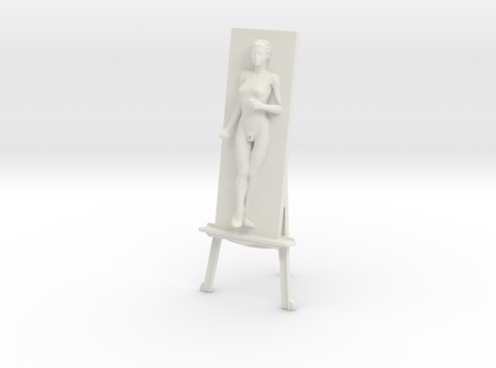 Cosmiton S Femme 1291 - 1/24 - wob 3d printed