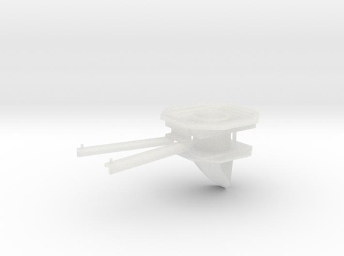 RhB signal - 1 aspect - stop 3d printed