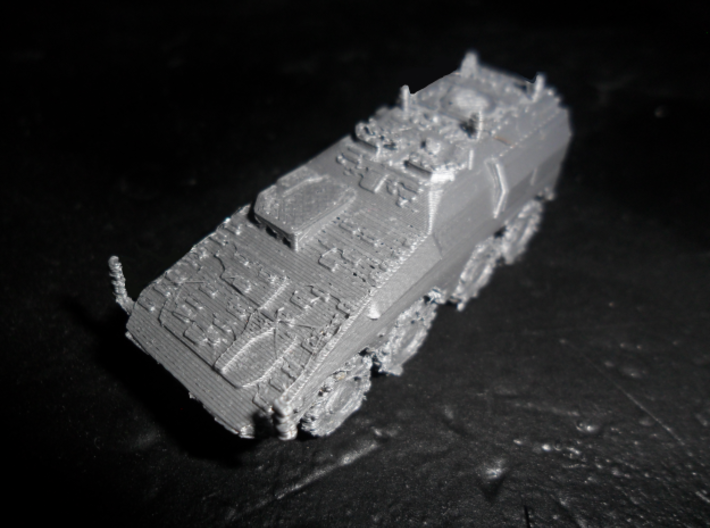 MG144-G02C Boxer Ambulance (German) 3d printed Replicator 2 version
