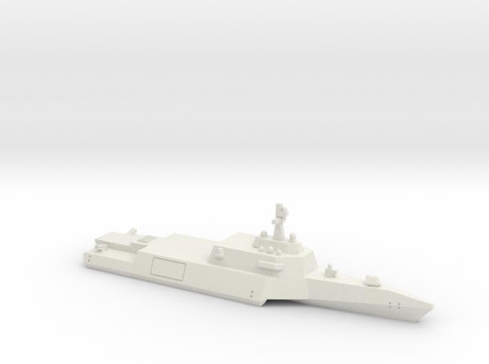 Austal Frigate, 1/2400 3d printed