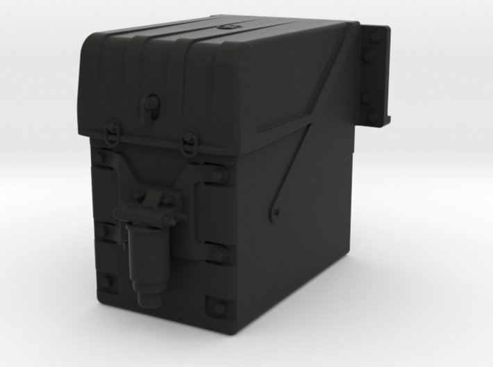 THM 20.403002 Battery box MAN 3d printed