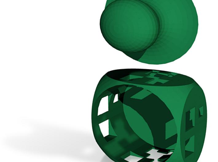 Minecraft Jar Small 3d printed