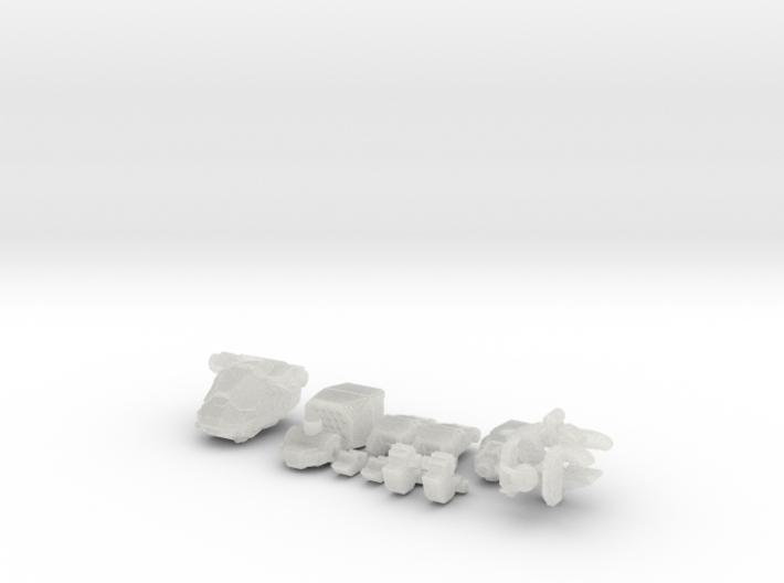 TRO3063 - CPLT-7H 3d printed