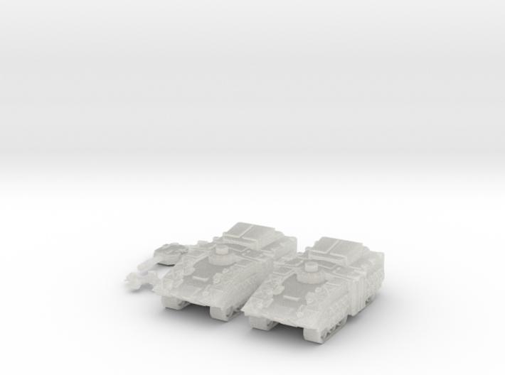 TRO3063 - Werefox D'Artagnan 3d printed