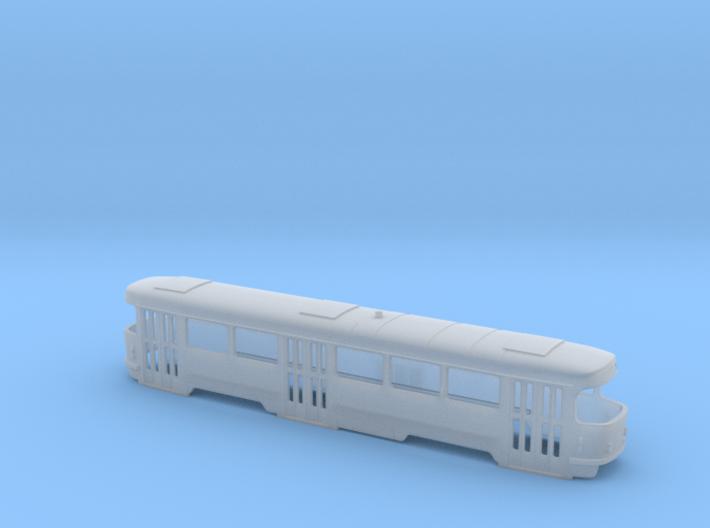 Tatra T4 TT [body] 3d printed
