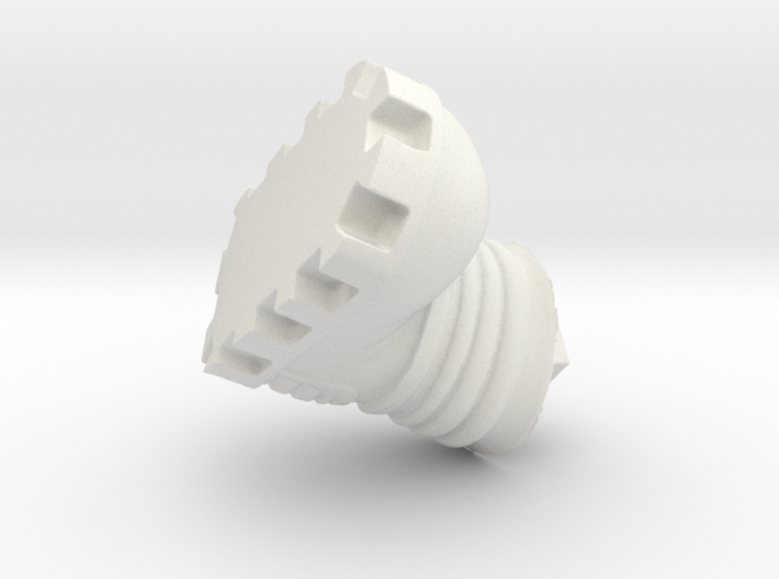 Chicken-Foot-L-dyna 3d printed