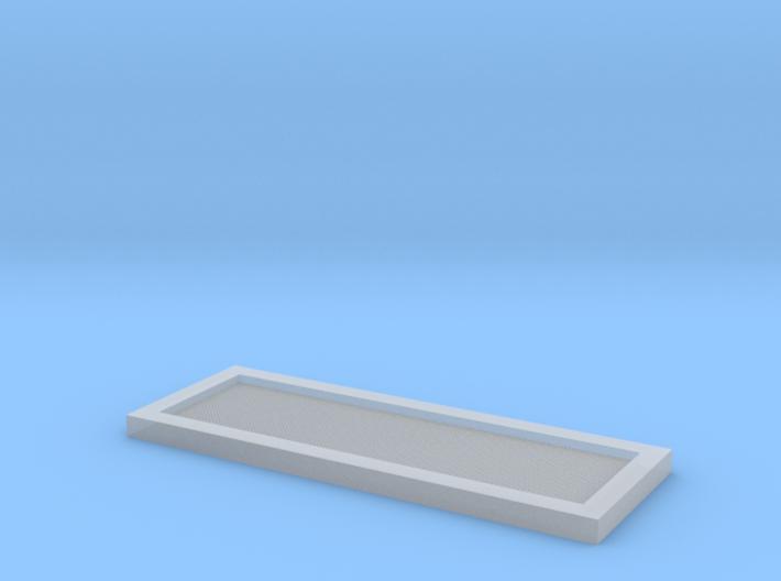 Brick Roadway Mold 3d printed