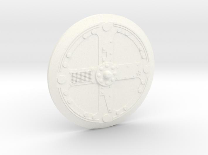 200x He-Man Shield 3d printed