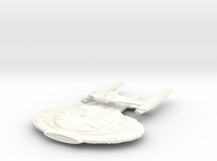 Wildwind Class V BatteCruiser Changed Wings 3d printed