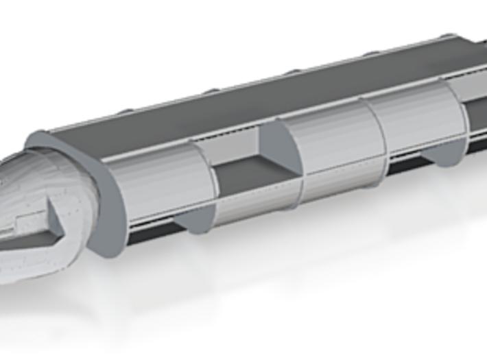 1/4105 BSG Cylon Tanker 2 (Blender) 3d printed