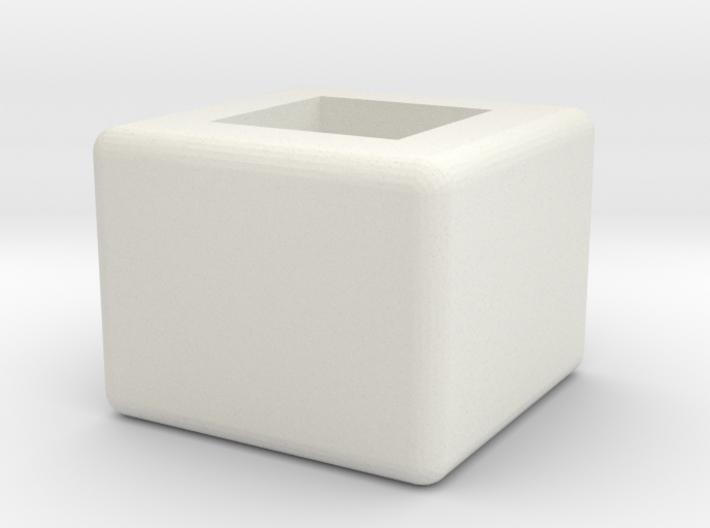 Cap x1 v1 3d printed
