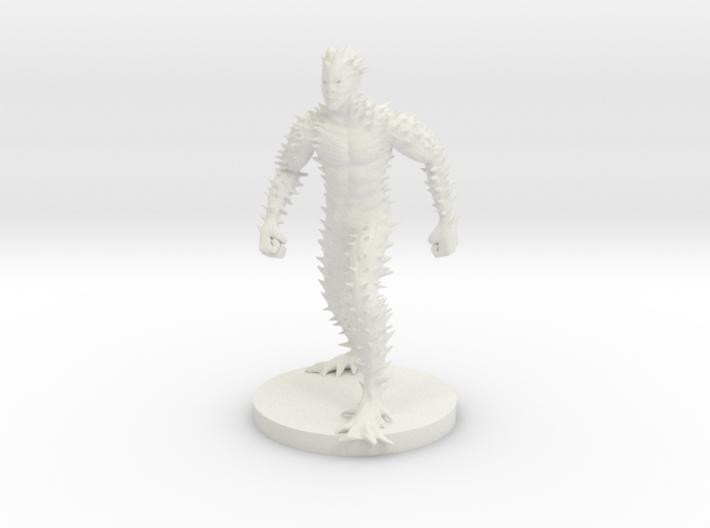 Needle Blight 3d printed