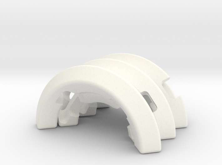 Arch Burr 3d printed