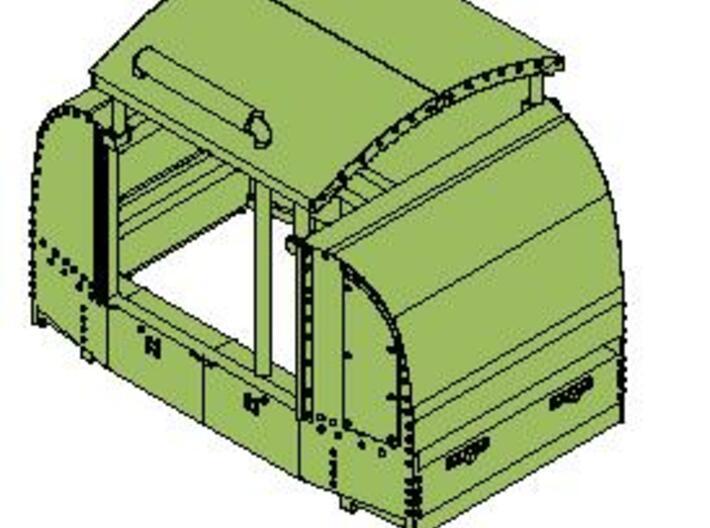 B-1-76-open-simplex1-plus  OO9 3d printed