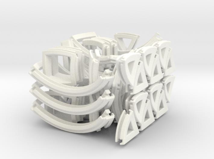 Minimal Jumble 3d printed