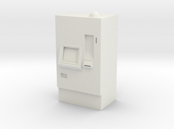 ATM Machine 1/35 3d printed