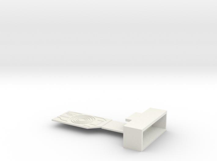 The Grid 3d printed