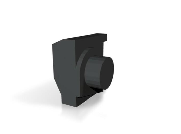 Helmet HUL Attachment 3d printed