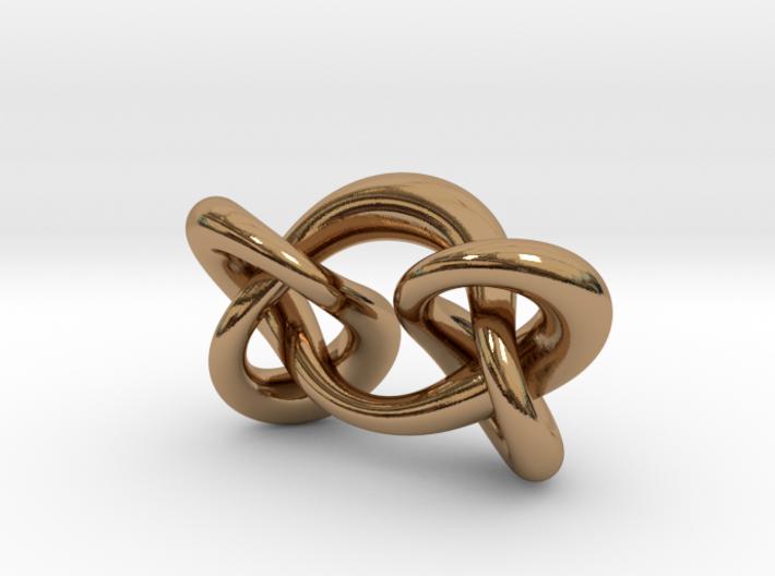 Knot B 3d printed