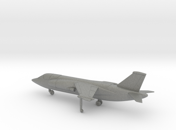 VFW-Fokker VAK 191B 3d printed