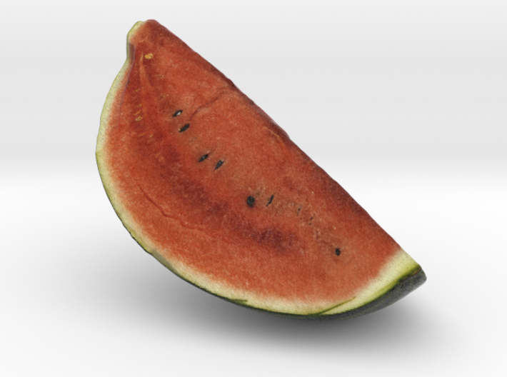The Watermelon 3d printed