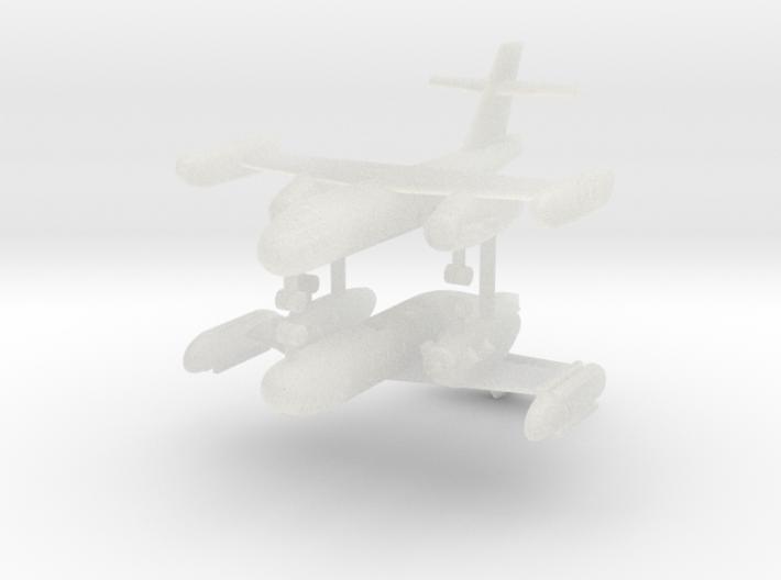 1/700 Dornier Do 31 VTOL (x2) 3d printed