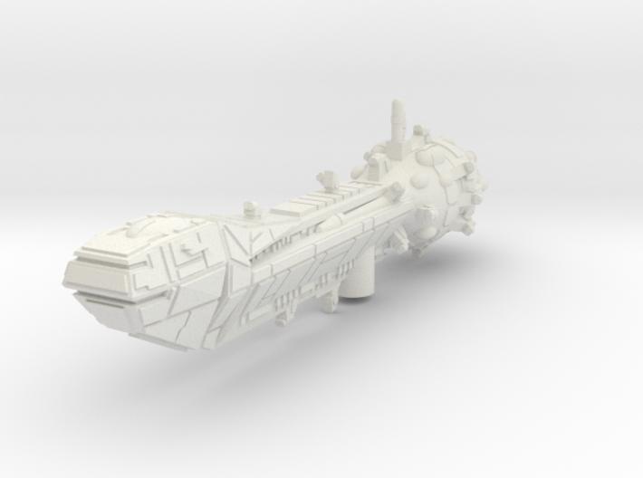 (MMch) Lancer Frigate 3d printed